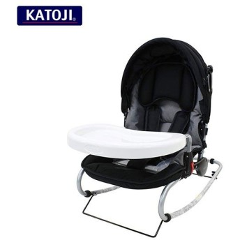 イージーリクライニングバウンサー テーブル付きNewYorkBaby(ニューヨーク・ベビー)新生児から体重15kg (3歳頃) 3341 正規品 ベビー 赤ちゃん バウンサー 新生児
