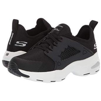 [スケッチャーズ] レディーススニーカー・靴・シューズ D'Lites Black/White US 11 (28cm) M [並行輸入品]