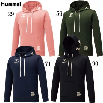 hummel PLAY SWEAT PULLOVER FOODIE hummel ヒュンメルスウェットシャツ19FW (HAP8215)