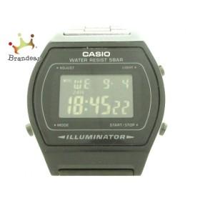 カシオ CASIO 腕時計 B640W レディース 黒 新着 20190906