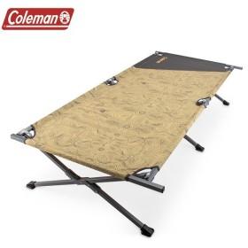 【5%還元】【あすつく】コールマン Coleman 折りたたみ式 コット ビッグ & トール コット 2000023591 BIG-N-TALL COT ベンチ