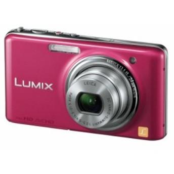 パナソニック デジタルカメラ LUMIX FX77 グラマラスピンク DMC-FX77-P(中古品)