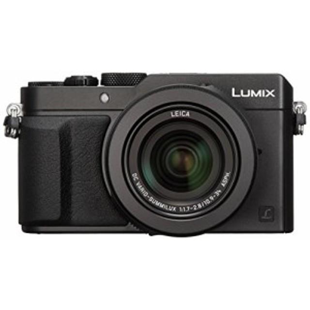 パナソニック コンパクトデジタルカメラ ルミックス LX100 4/3型センサー搭(中古品)