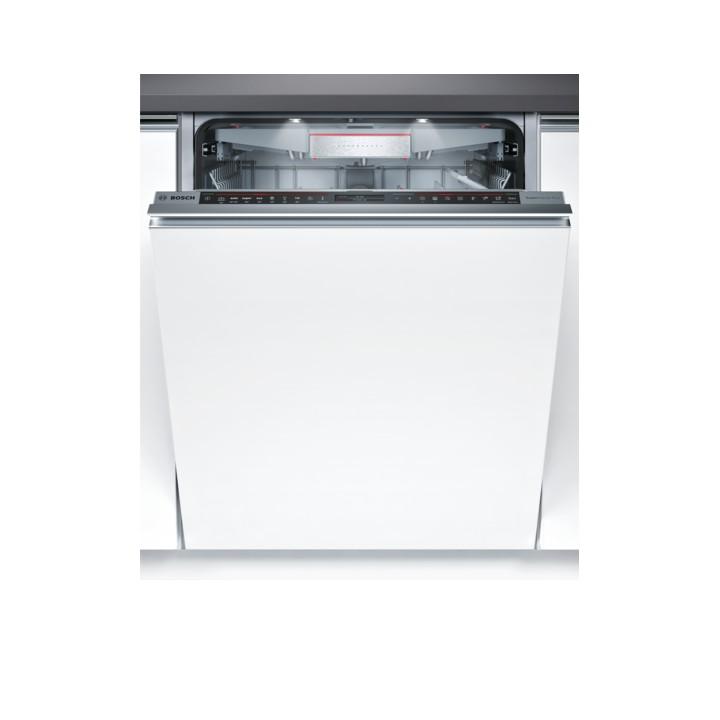 【BOSCH 博世】 SMV88TD00W 全嵌式洗碗機 13人份 德國原裝進口