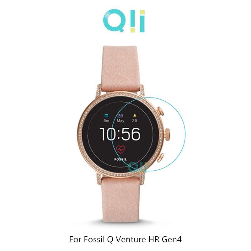 現貨到!強尼拍賣~Qii Fossil Q Venture HR Gen4 玻璃貼 (兩片裝)