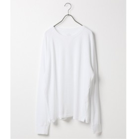 [マルイ] メンズTシャツ(SAVE KHAKI UNITED ロングスリーブ サーマル クルー Tシャツ)/ジャーナルスタンダード(メンズ)(JOURNAL STANDARD MEN'S)