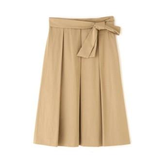 NATURAL BEAUTY / タフタカラースカート