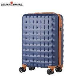 5203-48 軽くて丈夫なポリプロピレン素材ファスナータイプスーツケースレジェンドウォーカー LEGEND WALKER スーツケース(旅行バッグ)
