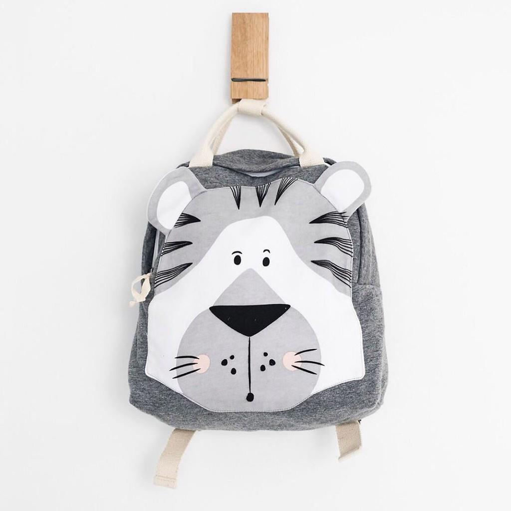 [現貨] Mister Fly 動物造型兒童 幼童 背包 書包 老虎