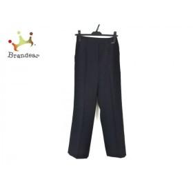 ダックス DAKS パンツ サイズ36 M レディース 黒 新着 20190906