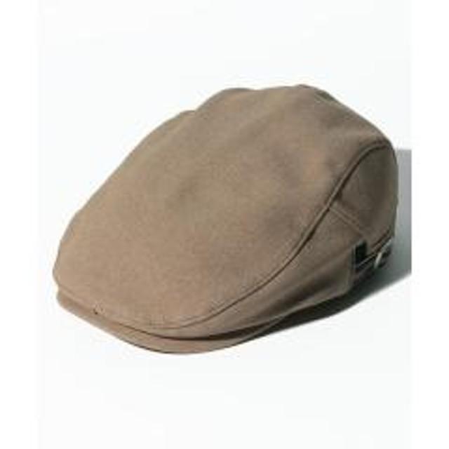 10%OFFクーポン対象商品 ベネトンロゴライン付きハンチング帽・帽子 クーポンコード:HHJ7YTC