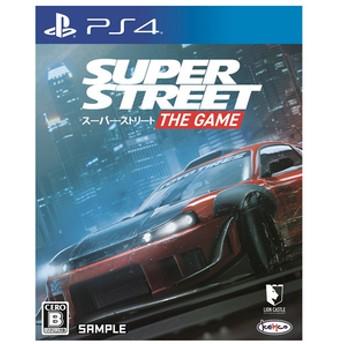 5pb.スーパー・ストリート: The Game【PS4】PLJM16494