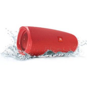 ◎JBL 防水対応ポータブルBluetoothスピーカー(レッド) JBL CHARGE 4 JBLCHARGE4RED 【返品種別A】
