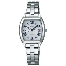 WIRED f ワイアード エフ SEIKO セイコー ソーラー 国内正規品 腕時計 レディース  AGED075