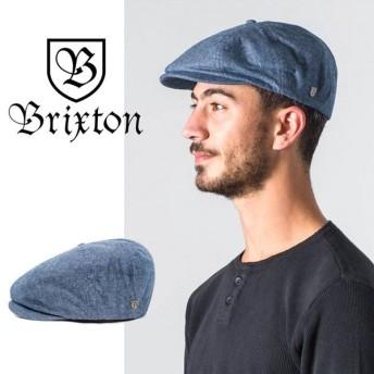 ブリクストン ハット BRIXTON BROOD SNAP CAP DARK NAVY ハンチング 帽子 cap hat キャップ ハット メンズ レディース