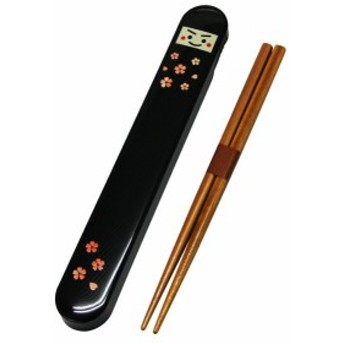 日本製 HAKOYA たつみや 18.0こけし箸箱セット イチロー 33150