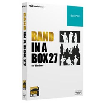 Band-in-a-Box 27 for Win BasicPAK [Windows用] PGBBRBW111