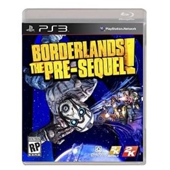 Borderlands: The Pre-Sequel (輸入版:北米) - PS3 中古 良品