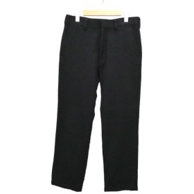 WACKO MARIA BLANKLINE-KURT パンツ ブラック サイズ:S (堅田店) 190906
