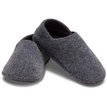 【クロックス公式】 クラシック コンバーチブル スリッパ Classic Convertible Slipper ユニセックス、メンズ、レディース、男女兼用 ブラック/黒 22cm,24cm,26cm,28cm slipper