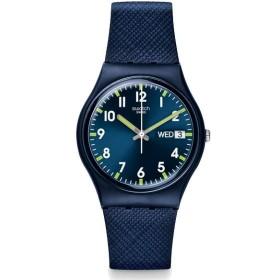 SWATCH スウォッチ SIR BLUE サー・ブルー  国内正規品 腕時計 GN718