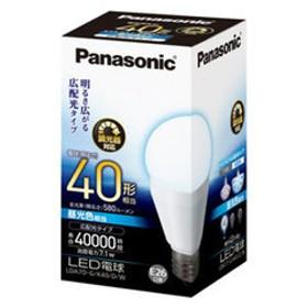 パナソニック LED電球 一般電球形 7.1W(昼光色相当)【調光器対応】 Panasonic 広配光 調光タイプ LDA7D-G/K40/D/W 【返品種別A】