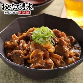 大阪名物 どて焼き(120g×2)×4 計8食[大阪の味 ゆうぜん]