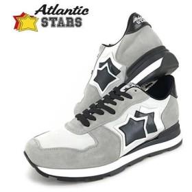 アトランティックスターズ Atlantic STARS メンズ スニーカー ANTARES GGR 10N グレー系