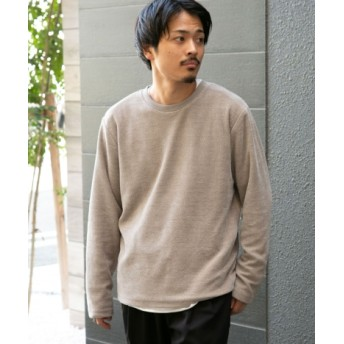 ITEMS(アイテムズ) トップス Tシャツ・カットソー カットモールアンサンブル【送料無料】