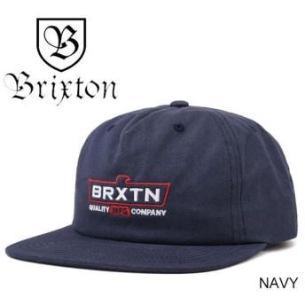 ブリクストン キャップ 帽子 BRIXTON [ CRUSS MP SNAPBACK ][1215]