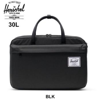 ハーシェル ビジネスバッグ カバン BOWEN 10582b Herschel 黒 BLK バッグ [0615]
