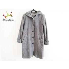 ロートレアモン LAUTREAMONT コート サイズ38 M レディース 美品 グレー 冬物 新着 20190907