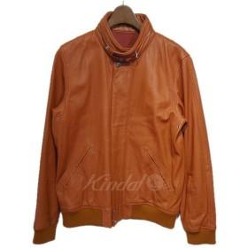 SOPHNET. レザージャケット ブラウン サイズ:M (栄店) 190831