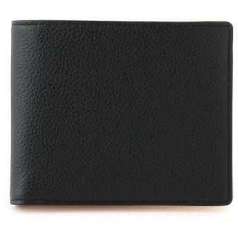 ジュンレッド 2つ折り財布 ユニセックス ブラック(01) F 【JUNRed】