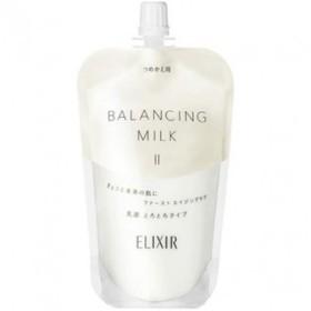資生堂 エリクシール ルフレ バランシング ミルク 2(つめかえ用) 110ml※取り寄せ商品(注文確定後6-20日頂きます) 返品不可