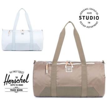 ハーシェル Herschel Supply ダッフルバック SPARWOOD 25.5L STUDIO Collection ボストン カバン 鞄