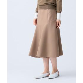 【オンワード】 JOSEPH WOMEN(ジョゼフ ウィメン) GABY / WOOL PLEAT スカート キャメル 36 レディース 【送料無料】