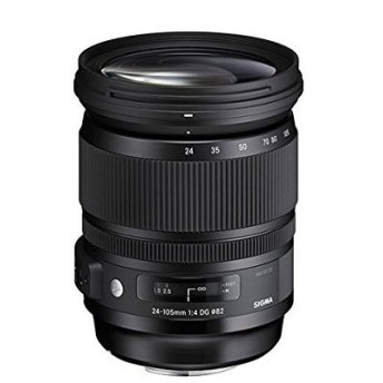 SIGMA 標準ズームレンズ Art 24-105mm F4 DG HSM ソニー用 フルサイズ対応 635626