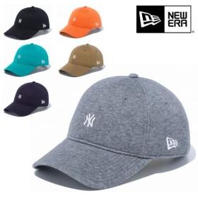 ニューエラ キャップ 帽子 メンズ レディース newera 930 NY COLOR SWEAT MINI CAP カラースウェット ニューヨーク・ヤンキース ミニロゴ  NEW ERA [0901]