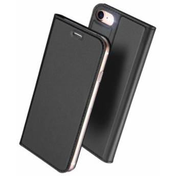 iPhone8/8p ケース / iPhone7/7p ケース 手帳型 超薄型 合皮レザー カード収納 マグネット 耐衝撃 人気 おしゃれ アイフォン8/8p