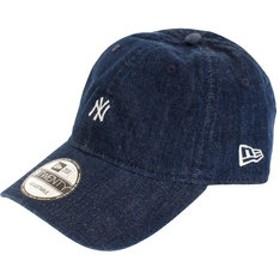 【Super Sports XEBIO & mall店:帽子】9TWENTY クロスストラップ ニューヨーク・ヤンキース ミニロゴ 11914536