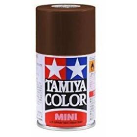 タミヤ 85001-000 TS 1 レッドブラウン