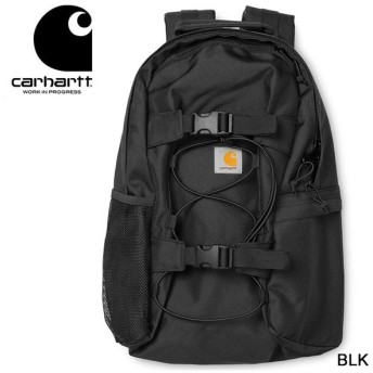 カーハート リュック バックパック Carhartt WIP KICKFLIP BACKPACK BLK リュックサック デイパック バッグ カバン 鞄 黒 [0215]