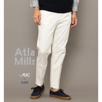 【シップス/SHIPS】 SU: ATLANTIC MILLS シガレット パンツ