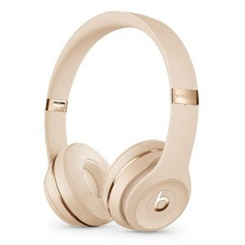 ★◇beats by dr.dre solo3 wireless MUH42PA/A [サテンゴールド]