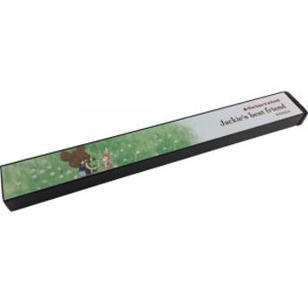 4984909114494 【10個入】 ヤクセル くまのがっこう スリム箸箱セット ジャッキーのしんゆう11449