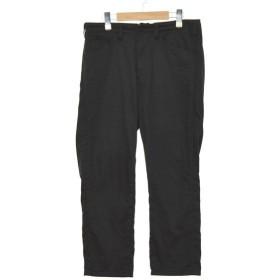 bukht SLIM TAPERD PANTS ストレートパンツ ブラック サイズ:M (堀江店) 190906