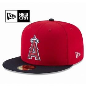 ニューエラ キャップ 帽子 メンズ NEWERA MLB18 5950 OFBP ANAANG OTC J MLB ロサンゼルス・エンゼルス 大谷翔平 11596262 0305