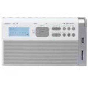 【新品/在庫あり】SD/USB録音ラジオ TY-RHR1-W ホワイト