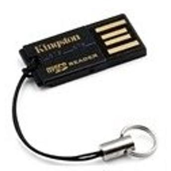 FCR-MRG2 USB MicroSD Reader : キングストンテクノロジー